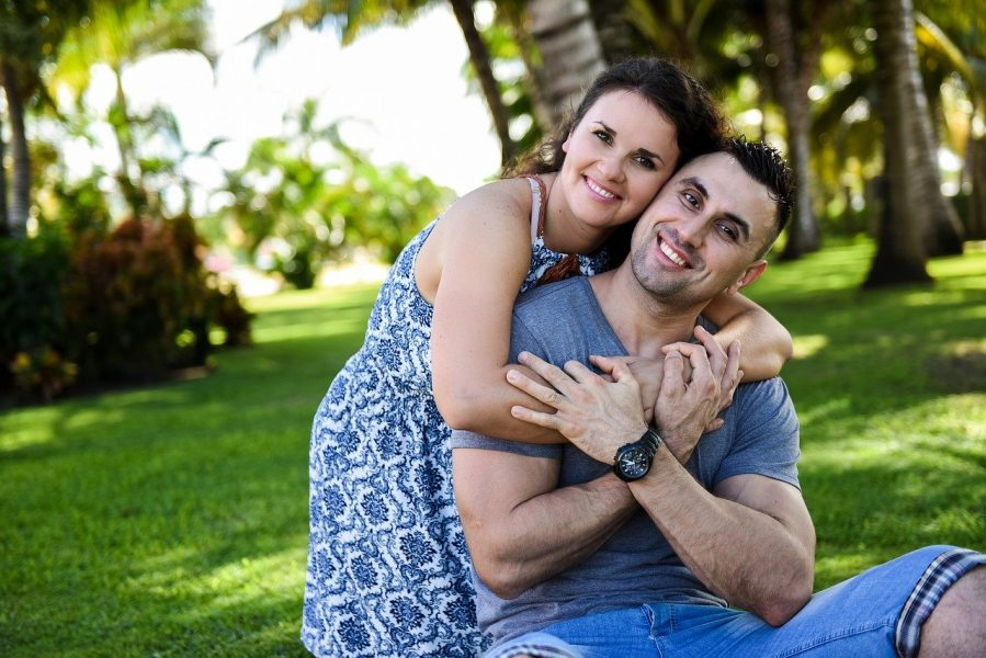 Couple happy to get their health back
