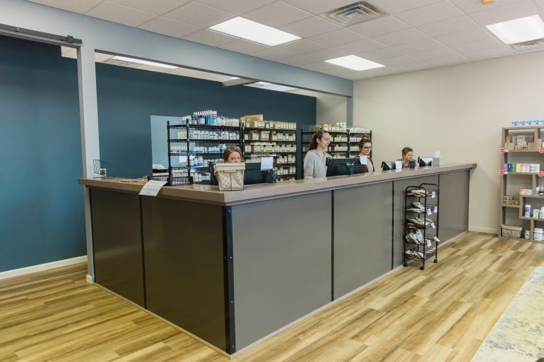 The NHCAA front desk performs a lot of tasks to help you get your health back