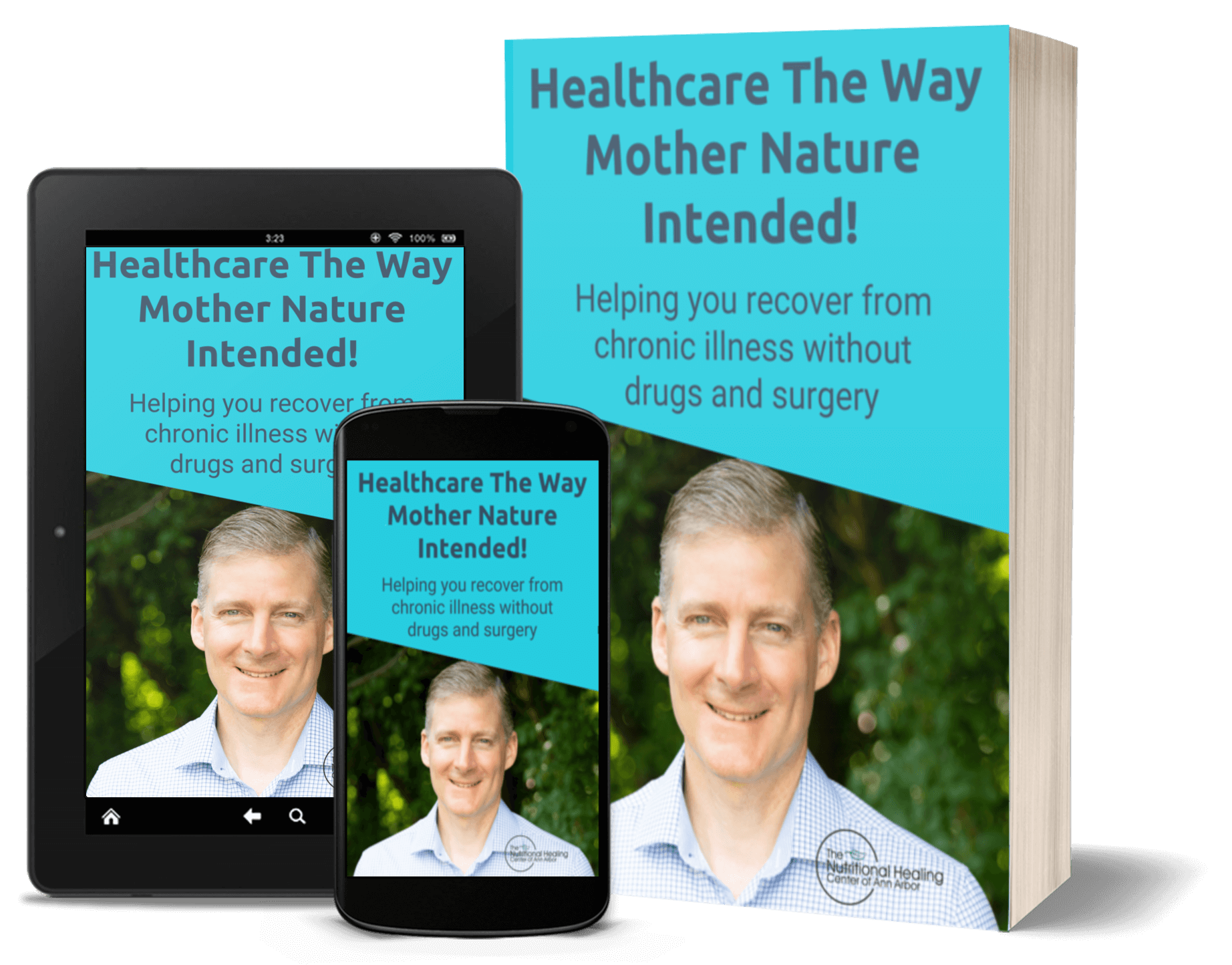 Healthcare The Way Mother Nature Intended eBook
