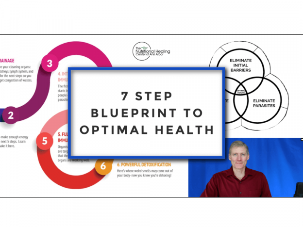 7 Steps Blueprint to Optimal Health course image