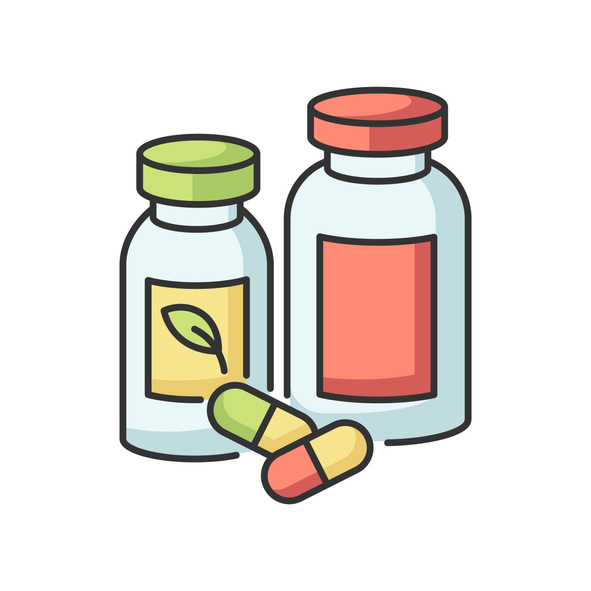 hardcore holistic nutrition means supplements