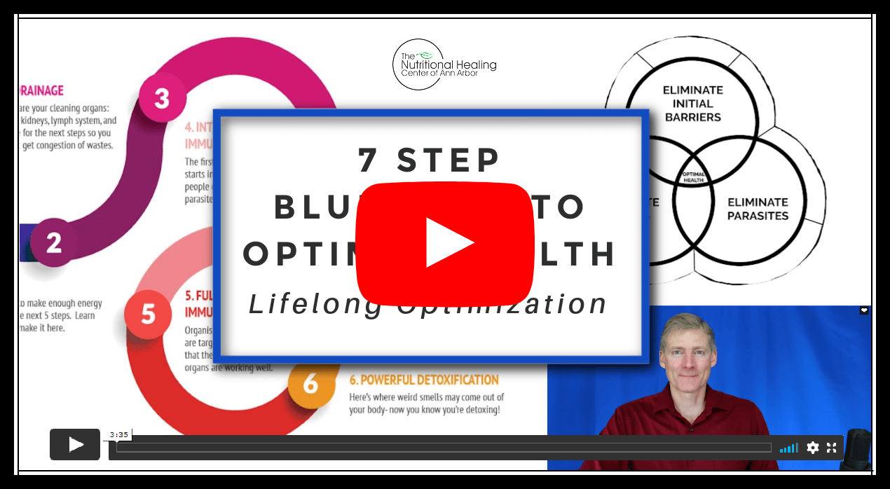 7 STEP BLUEPRINT TO OPTIMAL HEALTH - Launch Day 1